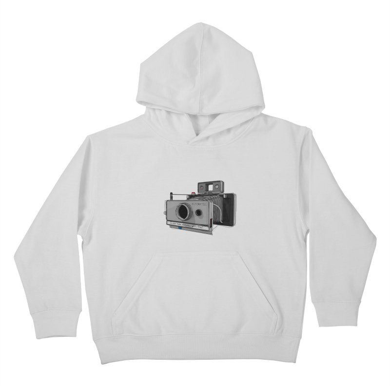I can take pictures with this? Kids Pullover Hoody by hamenthotep's Artist Shop