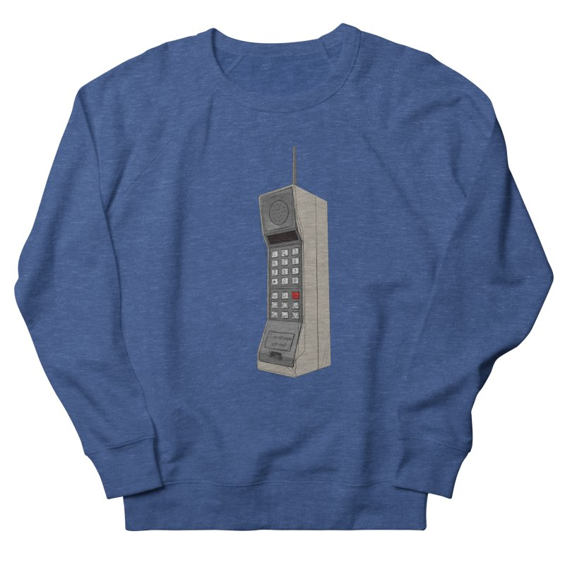 Are you sure it's a mobile phone? Men's Sweatshirt by hamenthotep's Artist Shop