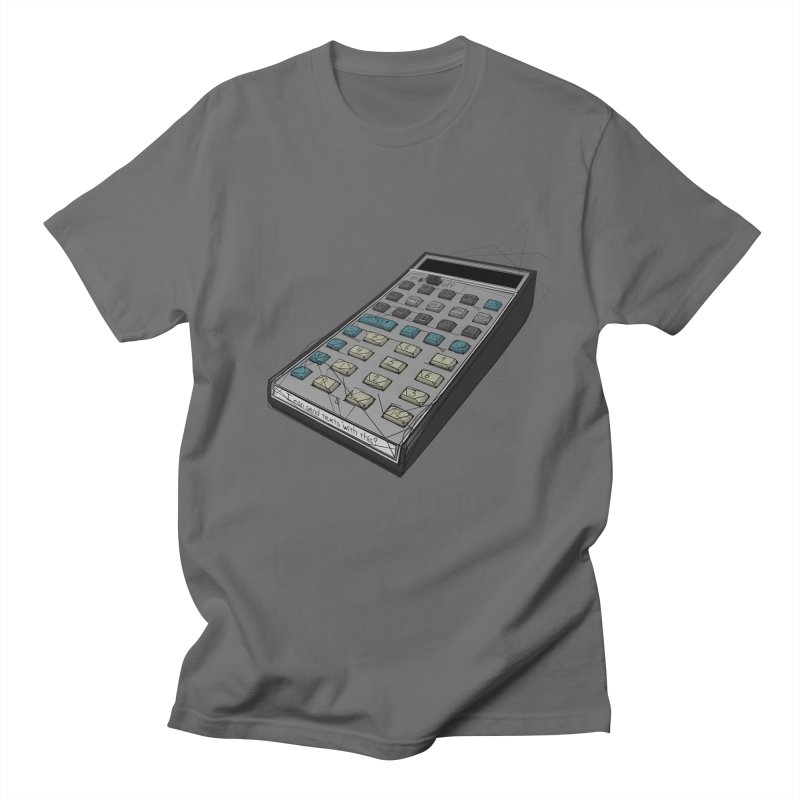 I can send texts with this? Men's T-Shirt by hamenthotep's Artist Shop