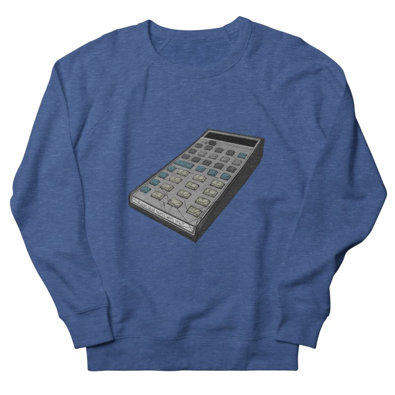 I can send texts with this? Men's Sweatshirt by hamenthotep's Artist Shop