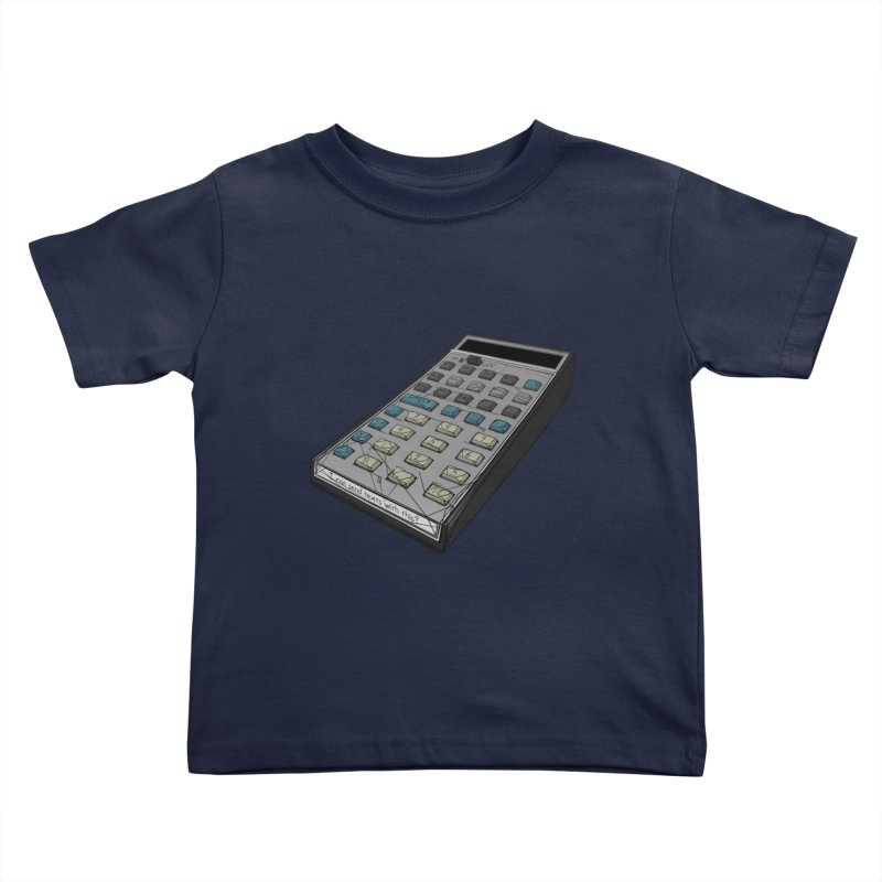 I can send texts with this? Kids Toddler T-Shirt by hamenthotep's Artist Shop