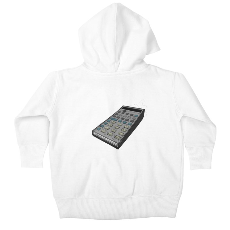 I can send texts with this? Kids Baby Zip-Up Hoody by hamenthotep's Artist Shop