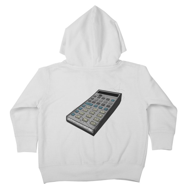 I can send texts with this? Kids Toddler Zip-Up Hoody by hamenthotep's Artist Shop