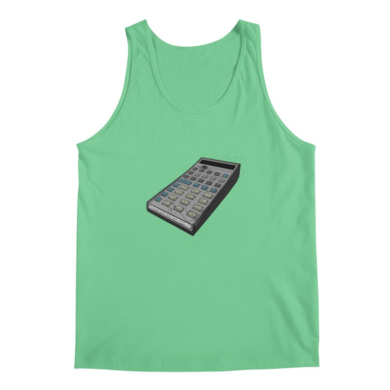 I can send texts with this? Men's Regular Tank by hamenthotep's Artist Shop