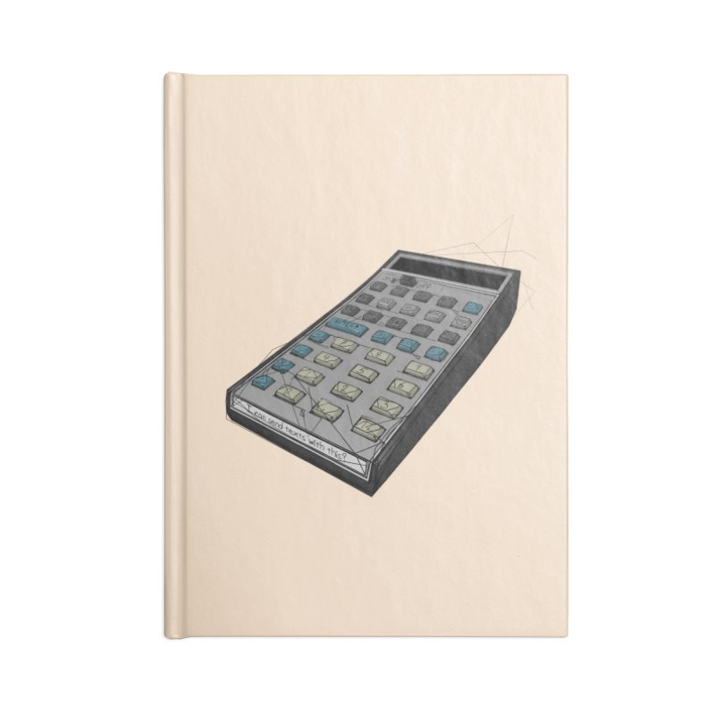 I can send texts with this? Accessories Notebook by hamenthotep's Artist Shop