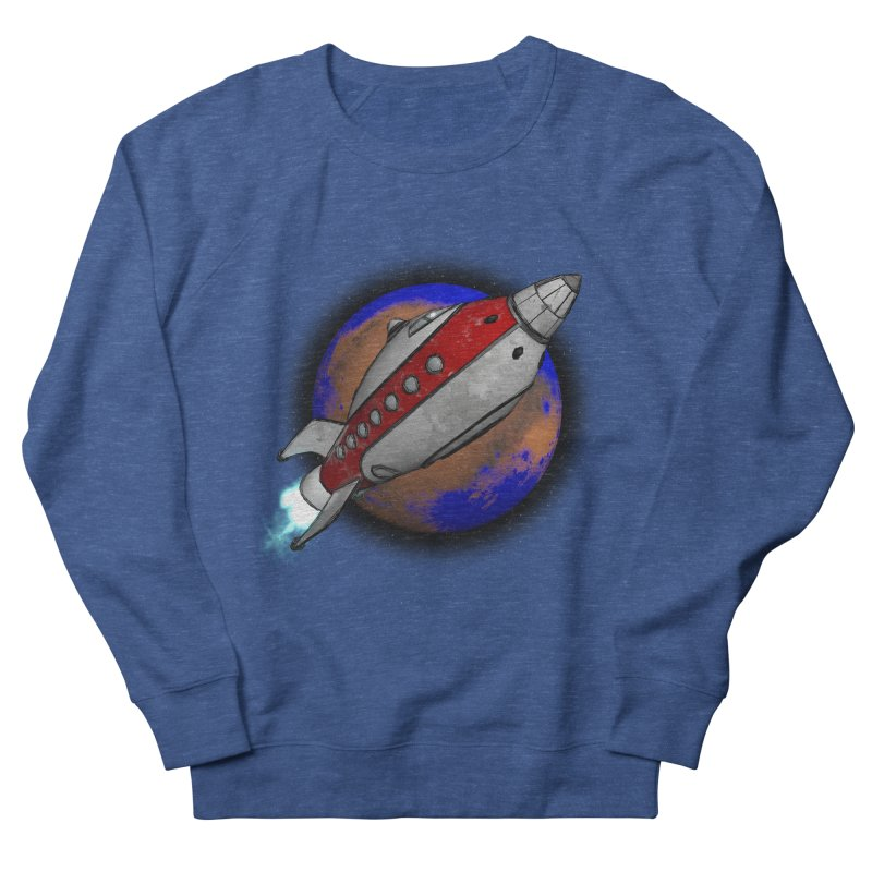 Adventure is out there!  Men's Sweatshirt by hamenthotep's Artist Shop
