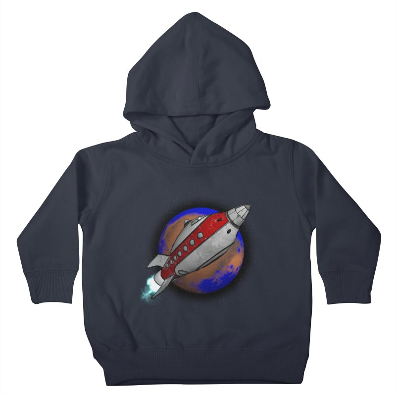 Adventure is out there!  Kids Toddler Pullover Hoody by hamenthotep's Artist Shop