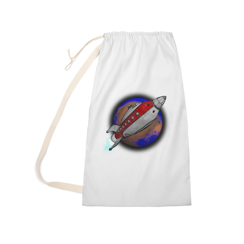 Adventure is out there!  Accessories Laundry Bag Bag by hamenthotep's Artist Shop