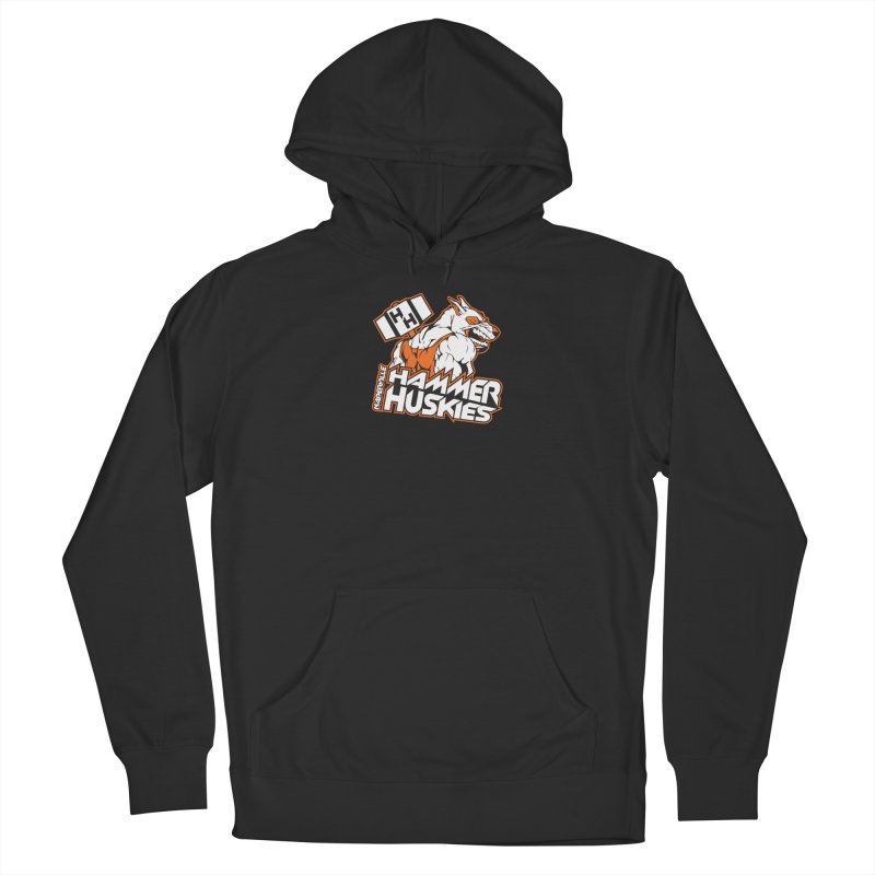 Original Hammer Huskie Men's Pullover Hoody by Hammer Huskies's Artist Shop