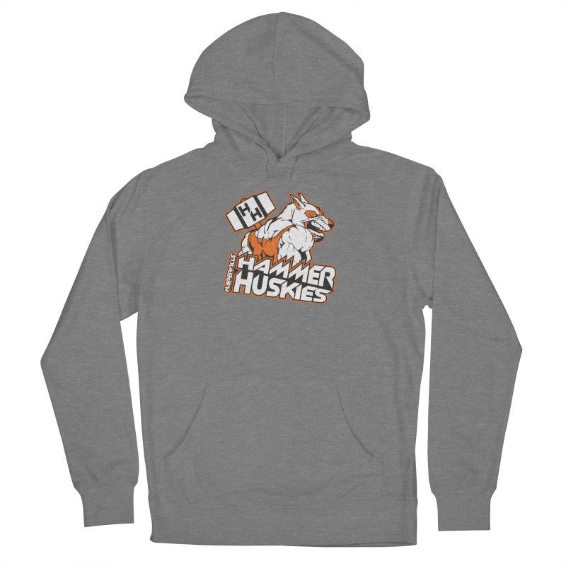 Original Hammer Huskie Women's Pullover Hoody by Hammer Huskies's Artist Shop