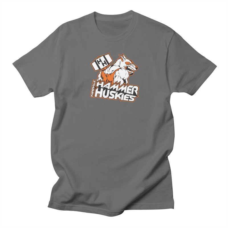 Original Hammer Huskie Women's T-Shirt by Hammer Huskies's Artist Shop