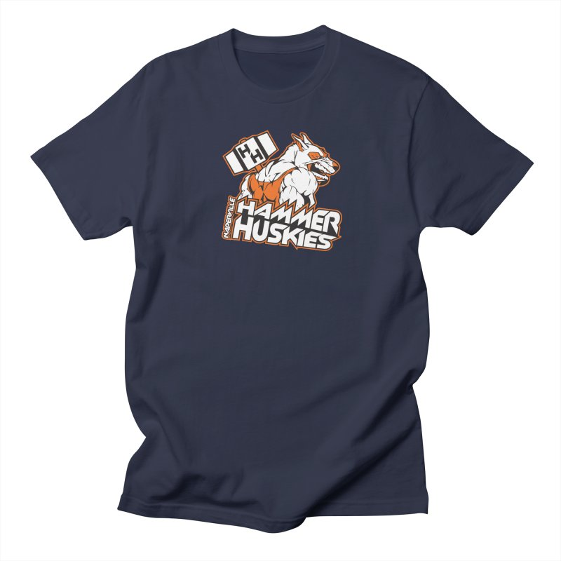 Original Hammer Huskie Men's T-Shirt by Hammer Huskies's Artist Shop