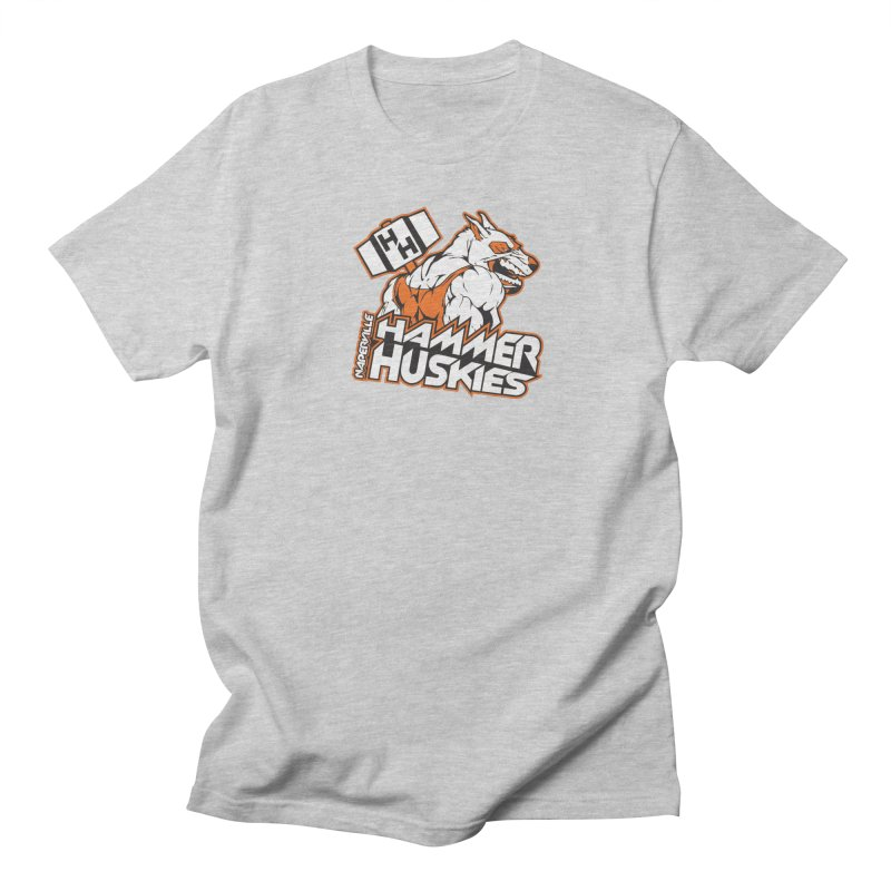 Original Hammer Huskie Women's Regular Unisex T-Shirt by Hammer Huskies's Artist Shop