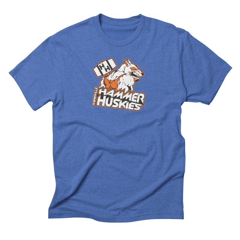 Original Hammer Huskie Men's T-Shirt by Hammer Huskies's Artist Shop