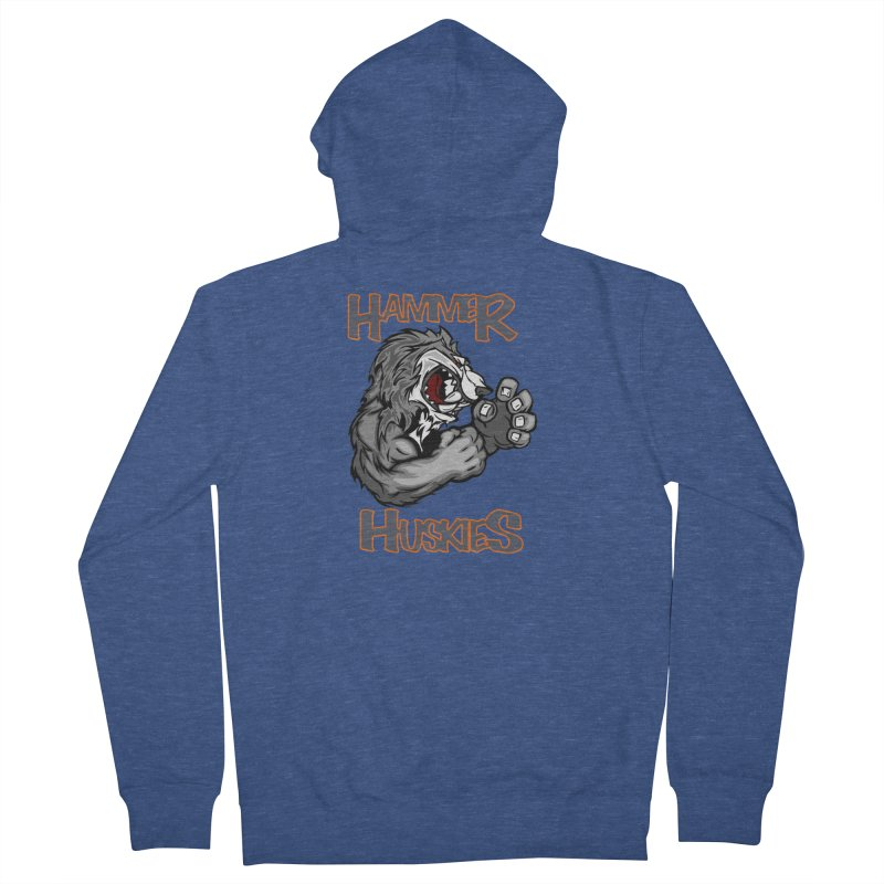 Men's None by Hammer Huskies's Artist Shop