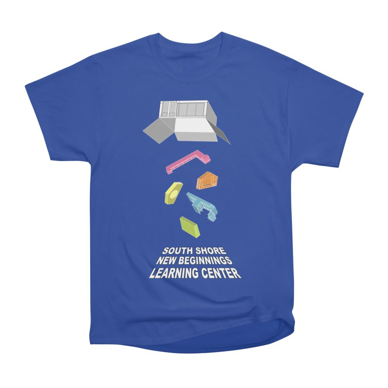 Toy Building Blocks Men's T-Shirt by Hammersley Architecture T-Shirt Studio