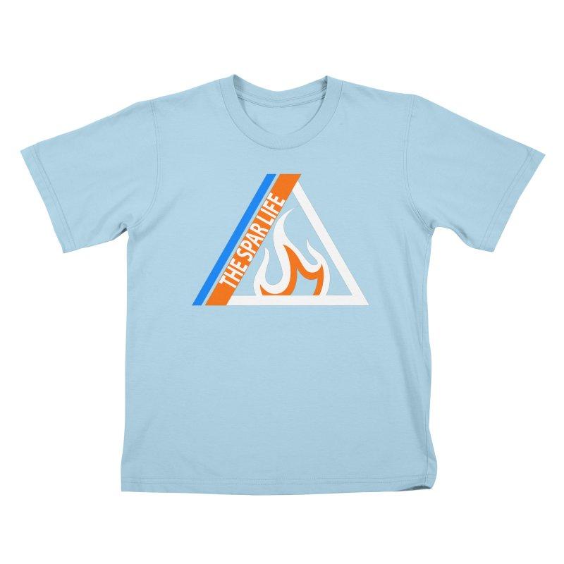 HAMMER SPAR LOGO Kids T-Shirt by Hammer Apparel Shop