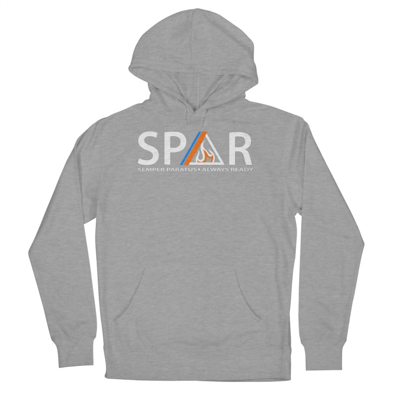 HAMMER SEMPER PARATUS Women's French Terry Pullover Hoody by Hammer Apparel Shop