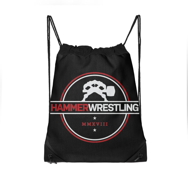 HAMMER MMXVII Accessories Bag by Hammer Wrestling's Apparel Shop