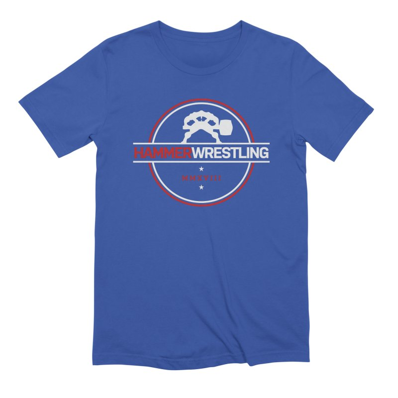 HAMMER MMXVII Men's Extra Soft T-Shirt by Hammer Apparel Shop