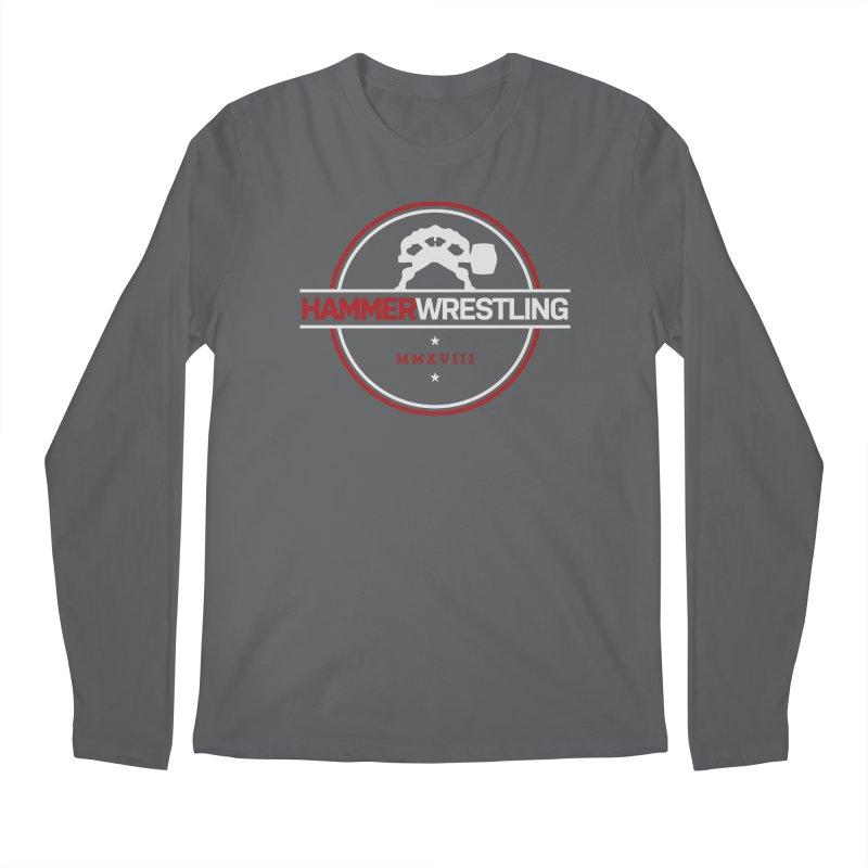 HAMMER MMXVII Men's Longsleeve T-Shirt by Hammer Apparel Shop