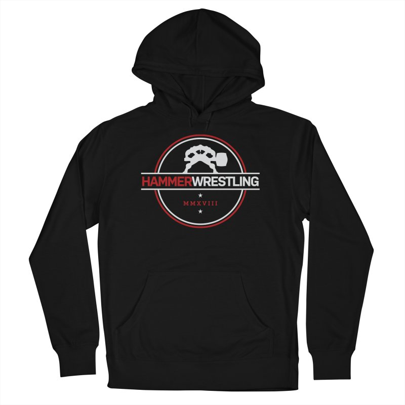 HAMMER MMXVII Women's Pullover Hoody by Hammer Wrestling's Apparel Shop