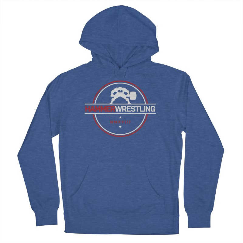 HAMMER MMXVII Men's French Terry Pullover Hoody by Hammer Life Apparel Shop