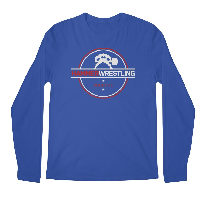 HAMMER MMXVII Men's Regular Longsleeve T-Shirt by Hammer Apparel Shop