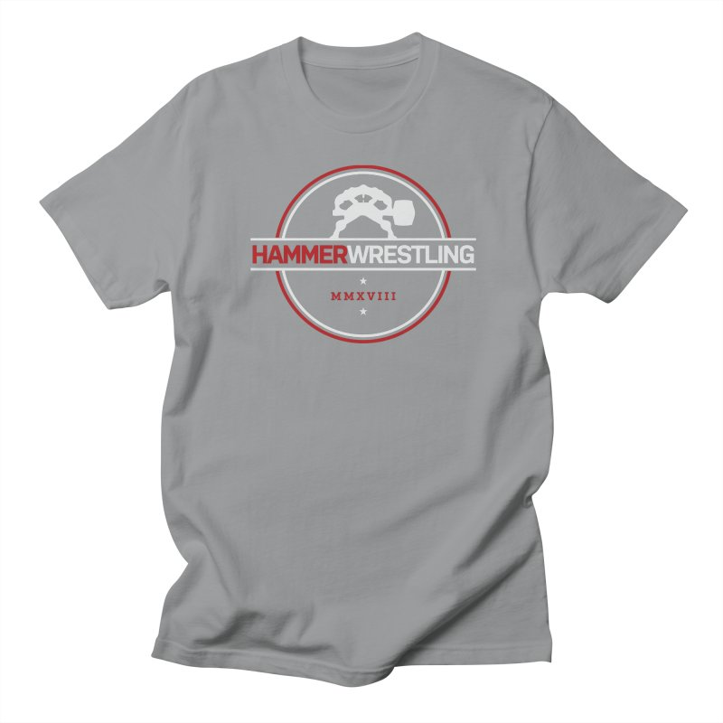HAMMER MMXVII Men's Regular T-Shirt by Hammer Apparel Shop