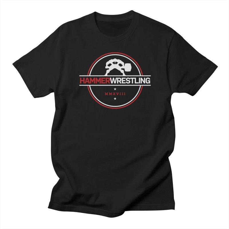 HAMMER MMXVII Men's Regular T-Shirt by Hammer Apparel Shop