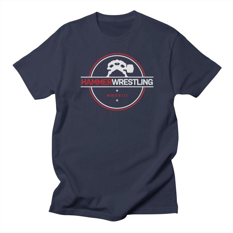HAMMER MMXVII Men's Regular T-Shirt by Hammer Life Apparel Shop
