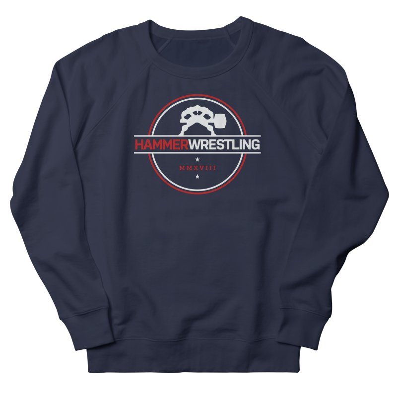 HAMMER MMXVII Men's French Terry Sweatshirt by Hammer Apparel Shop