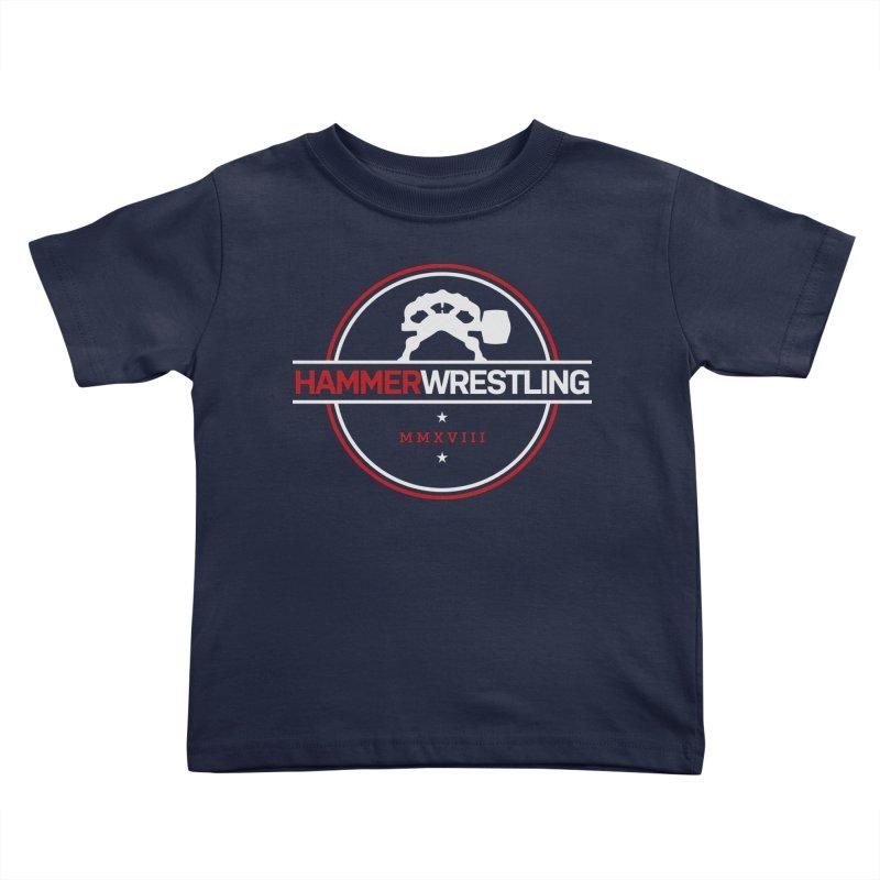 HAMMER MMXVII Kids Toddler T-Shirt by Hammer Apparel Shop