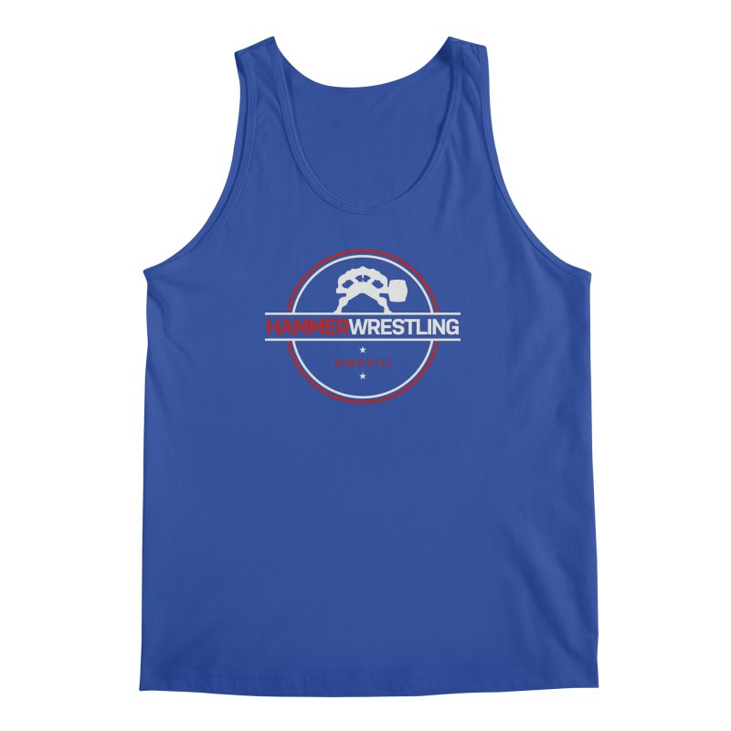 HAMMER MMXVII Men's Regular Tank by Hammer Apparel Shop