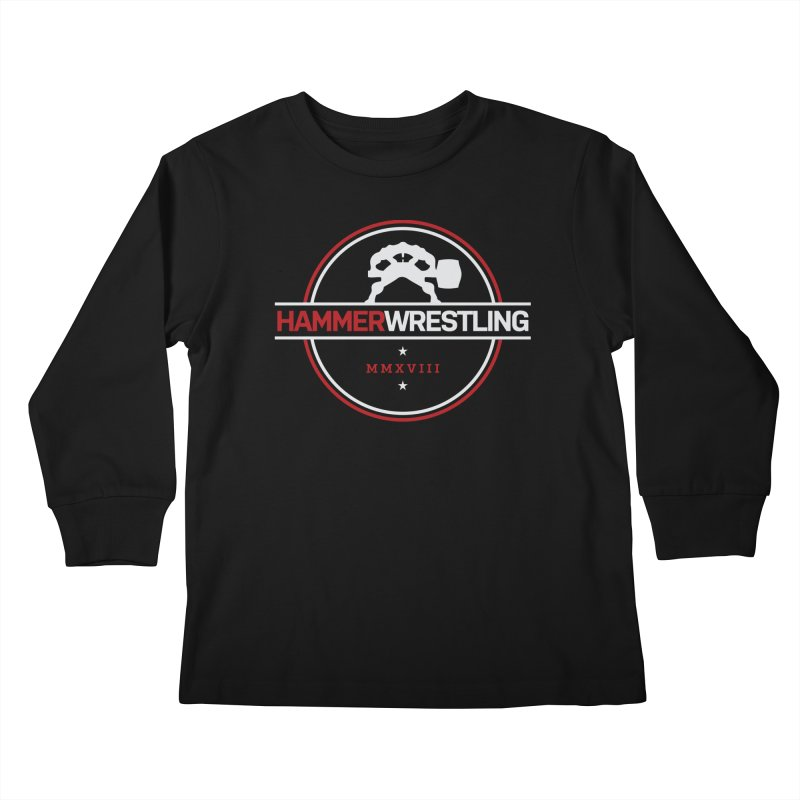 HAMMER MMXVII Kids Longsleeve T-Shirt by Hammer Apparel Shop