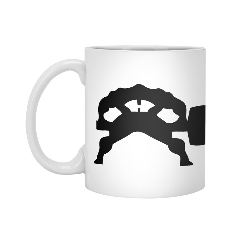 BLACK HAMMER Accessories Standard Mug by Hammer Life Apparel Shop
