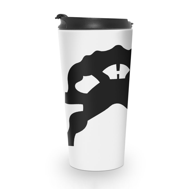 BLACK HAMMER Accessories Travel Mug by Hammer Apparel Shop