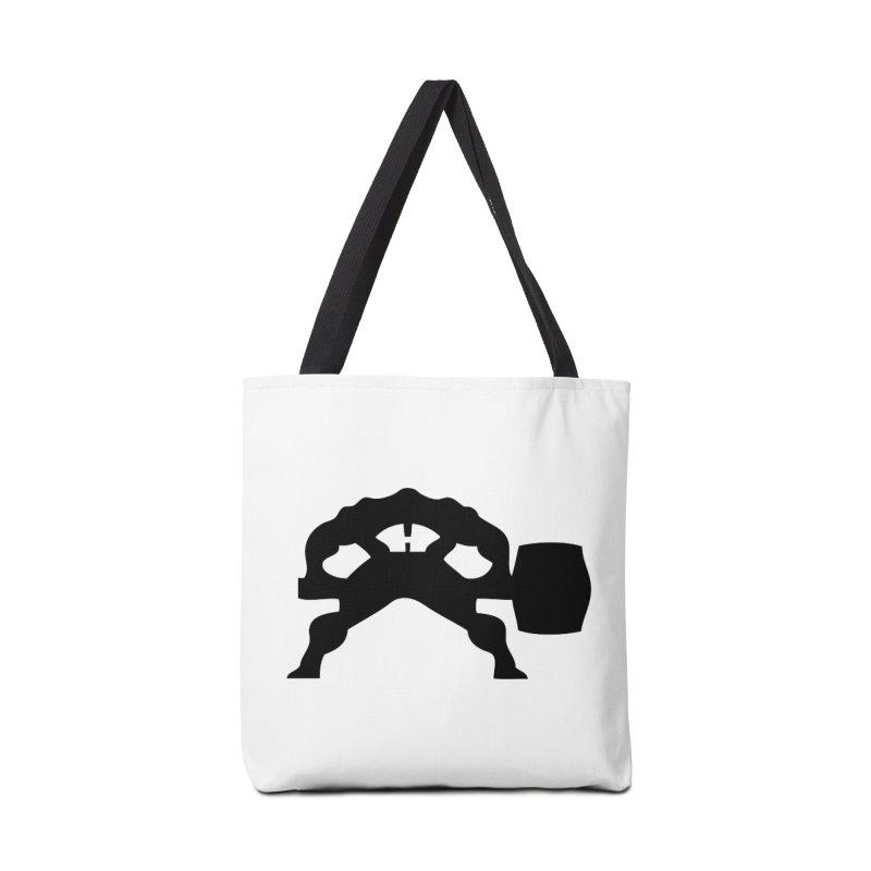 BLACK HAMMER Accessories Bag by Hammer Wrestling's Apparel Shop