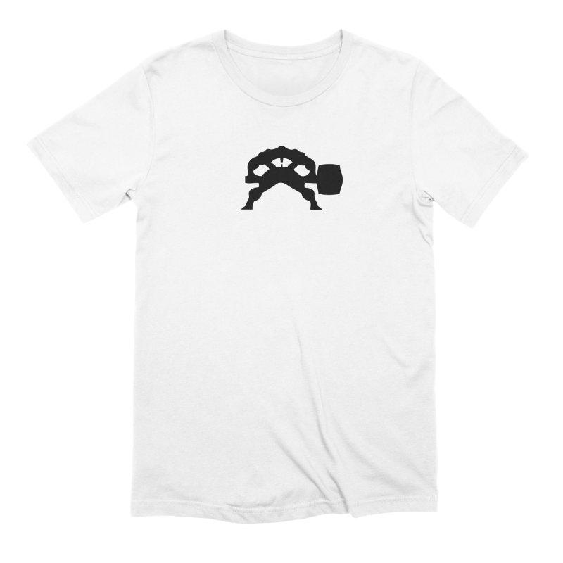 BLACK HAMMER Men's Extra Soft T-Shirt by Hammer Life Apparel Shop