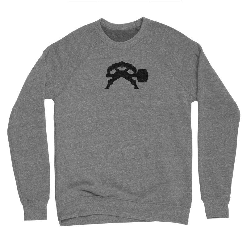 BLACK HAMMER Women's Sponge Fleece Sweatshirt by Hammer Apparel Shop