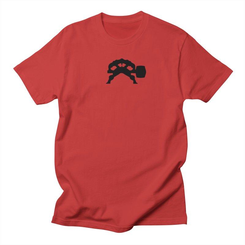BLACK HAMMER Men's Regular T-Shirt by Hammer Apparel Shop