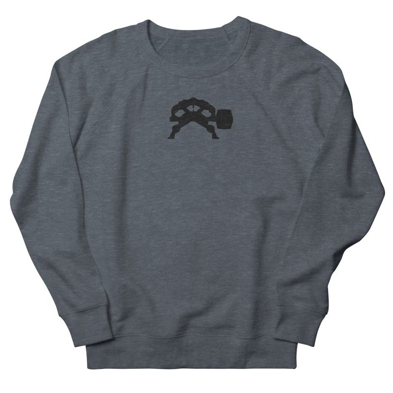 BLACK HAMMER Women's Sweatshirt by Hammer Wrestling's Apparel Shop