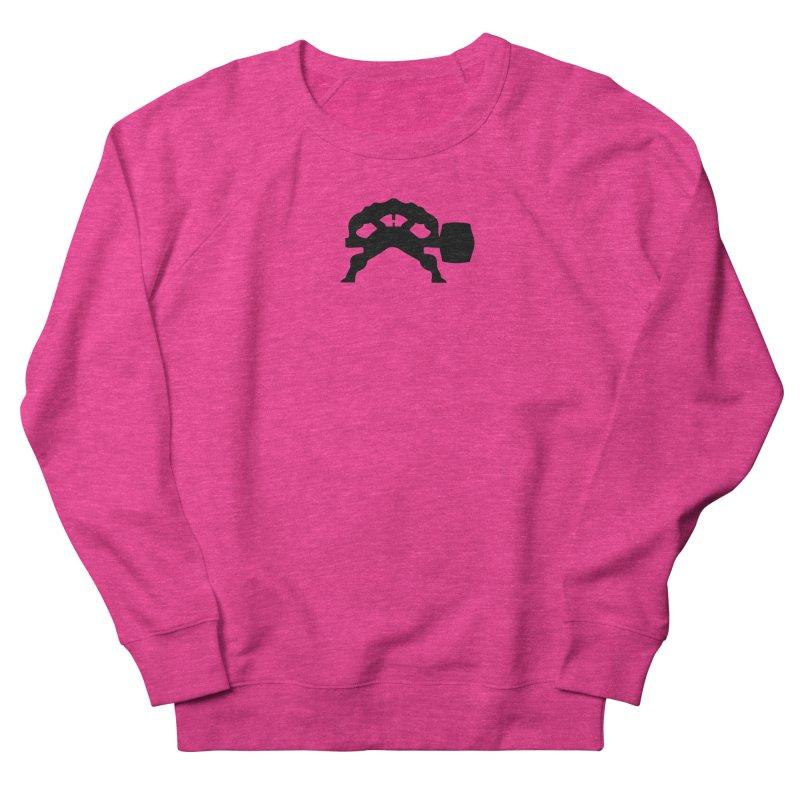 BLACK HAMMER Women's French Terry Sweatshirt by Hammer Apparel Shop