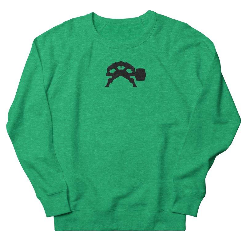 BLACK HAMMER Men's Sweatshirt by Hammer Wrestling's Apparel Shop