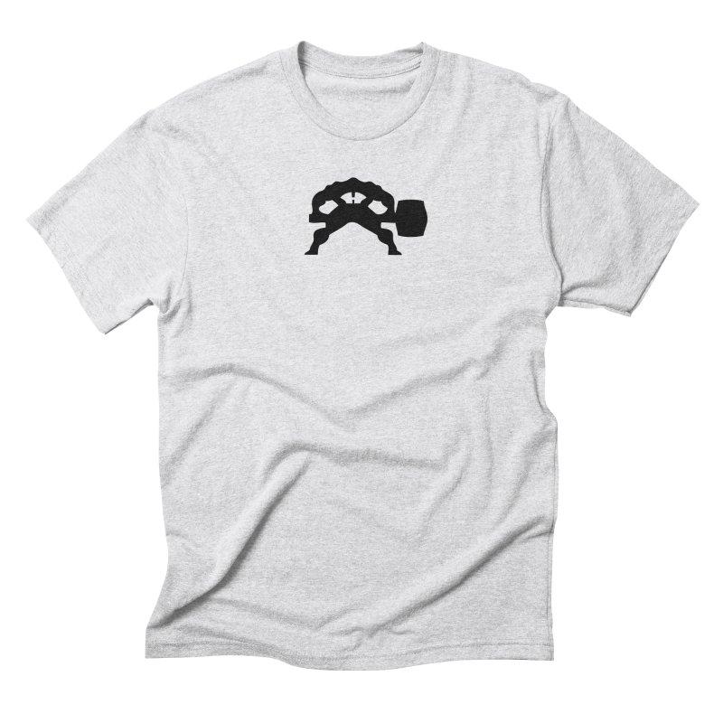 BLACK HAMMER Men's Triblend T-Shirt by Hammer Apparel Shop