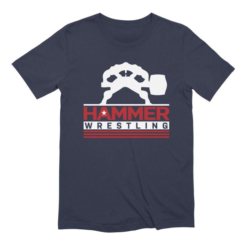 HAMMER USA Men's Extra Soft T-Shirt by Hammer Life Apparel Shop