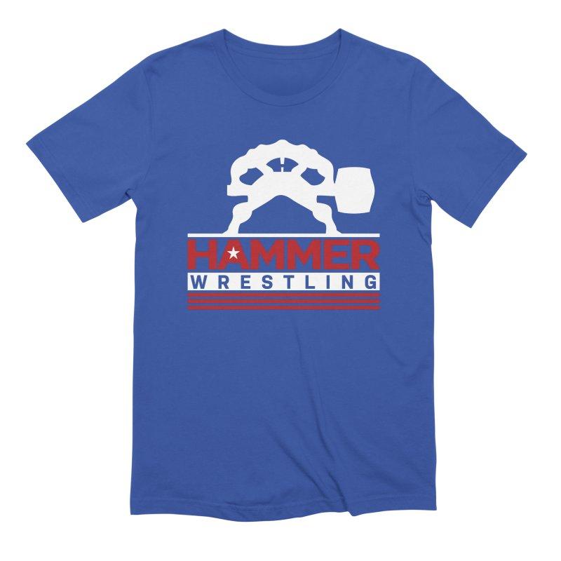 HAMMER USA Men's Extra Soft T-Shirt by Hammer Apparel Shop