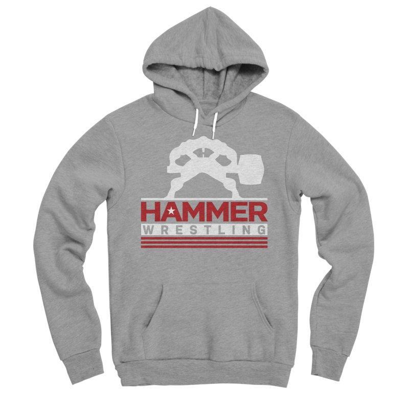 HAMMER USA Men's Sponge Fleece Pullover Hoody by Hammer Apparel Shop