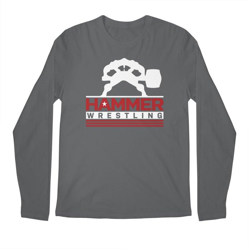 HAMMER USA Men's Longsleeve T-Shirt by Hammer Apparel Shop