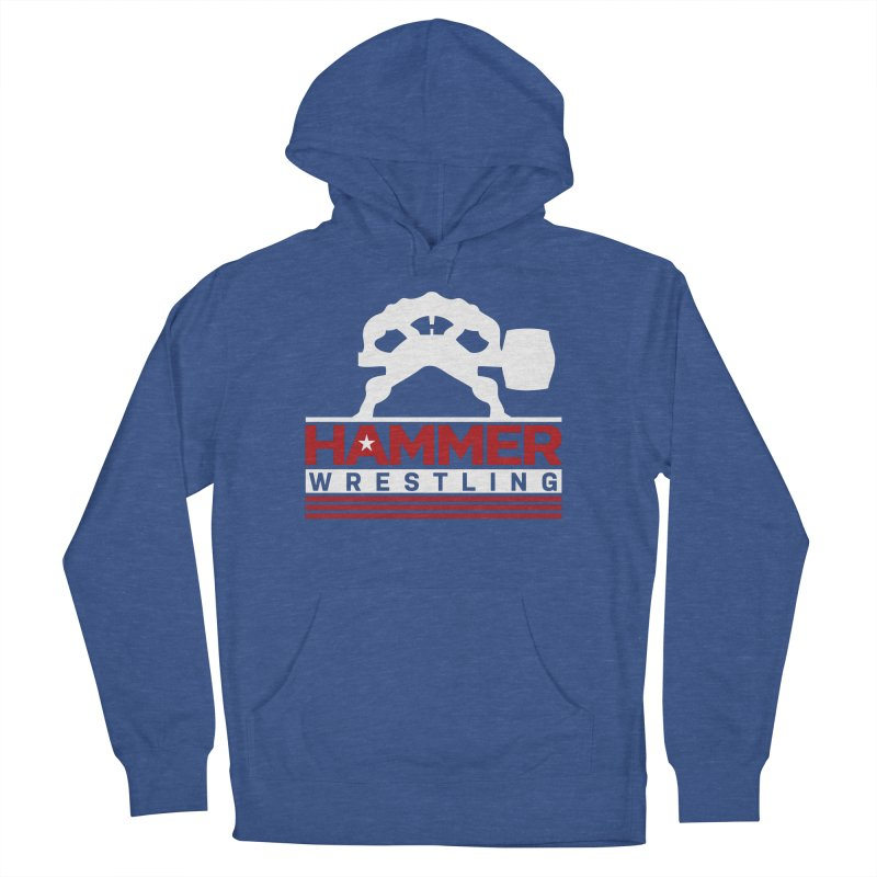 HAMMER USA Women's French Terry Pullover Hoody by Hammer Apparel Shop